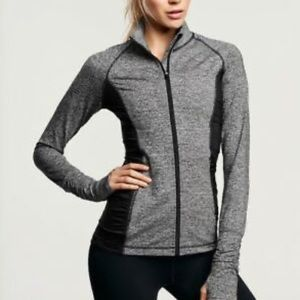 VSX Full Zip Active Work Out Jacket S
